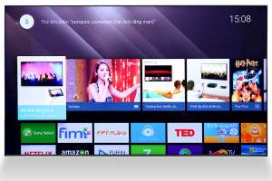 Android Tivi OLED Sony 4K KD-55A1 55 inch