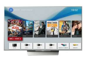 Android Tivi Sony KD-55X8500D/S 55 inch