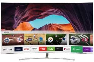 Smart Tivi QLED Cong Samsung QA75Q8C 75 inch
