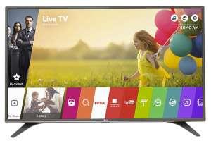 Smart Tivi LG 43LH605T 43 inch