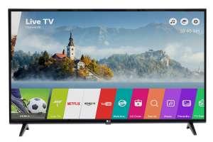 Smart Tivi LG 4K 43UJ633T 43 inch
