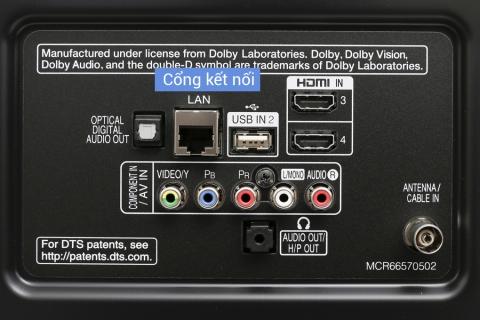 Smart Tivi LG 4K 75UJ657T 75 inch