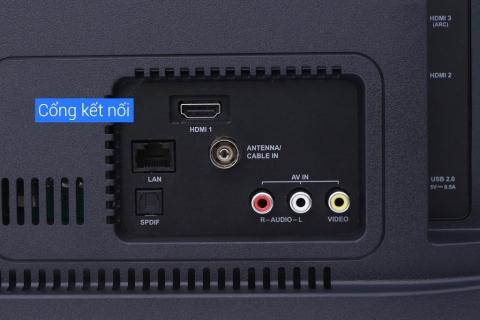 Smart Tivi TCL 4K L40P62-UF 40 inch