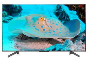 Android Tivi Sony 4K 49 inch KD-49X8500G/S (2019)
