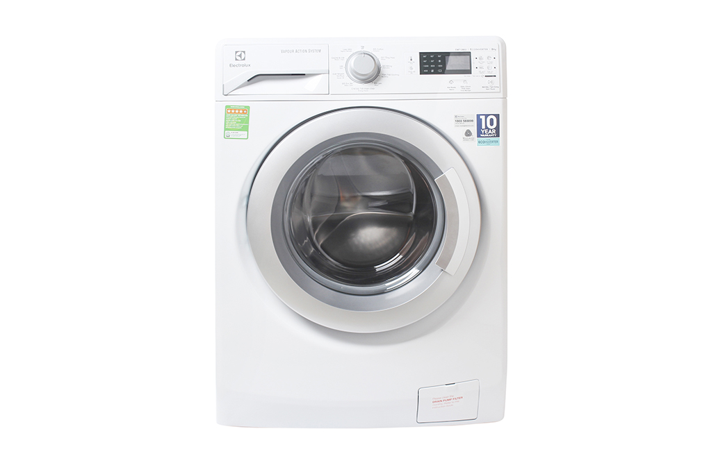 Máy giặt Electrolux Inverter 8 kg EWF12853