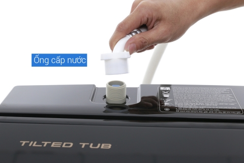 Máy giặt Aqua 8 kg AQW-F800BT N