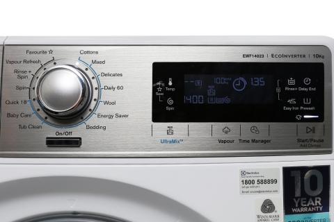 Máy giặt Electrolux Inverter 10.0 kg EWF14023