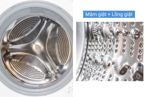 Máy giặt LG 8.0 Kg FC1408S4W
