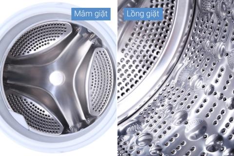 Máy giặt LG inverter 8.5 kg FC1485S2W