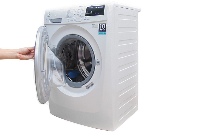 Máy giặt Electrolux EWF10744 cửa trước tiện dụng