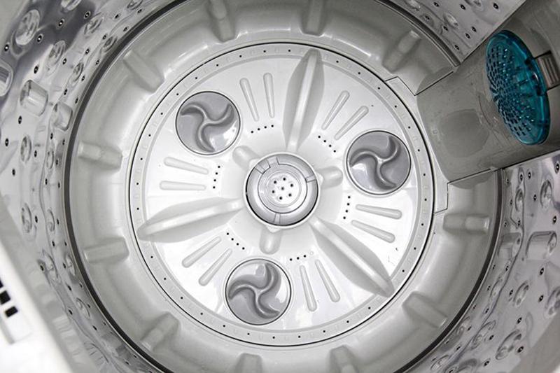 Lồng giặt làm từ thép không gỉ
