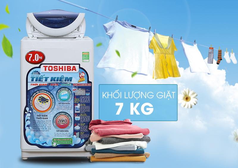 Sở hữu thiết kế độc đáo và mới lạ, máy giặt Toshiba AW-A800SV WB sẽ đem lại sức sống mới cho căn nhà của bạn