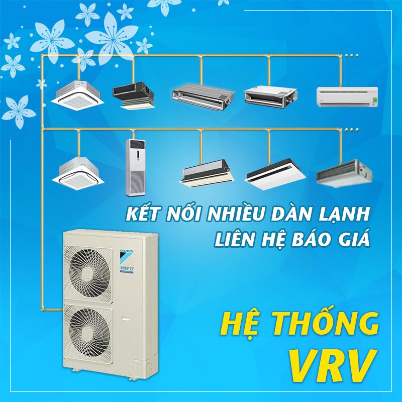 Hệ thống lạnh VRV
